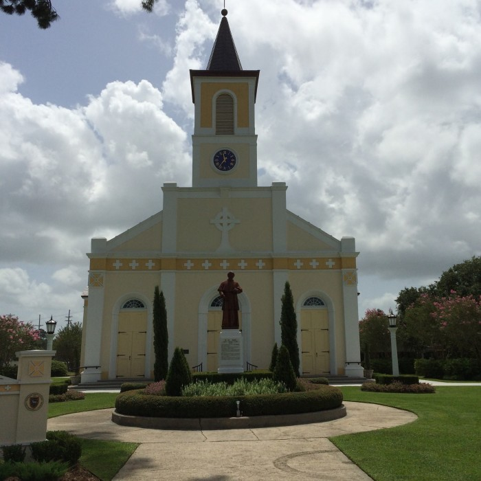 3. St. Martinville