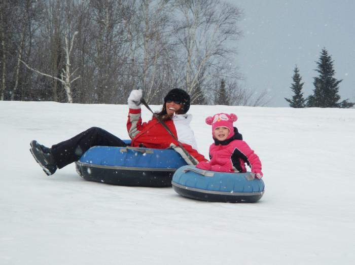 8. Winter sports