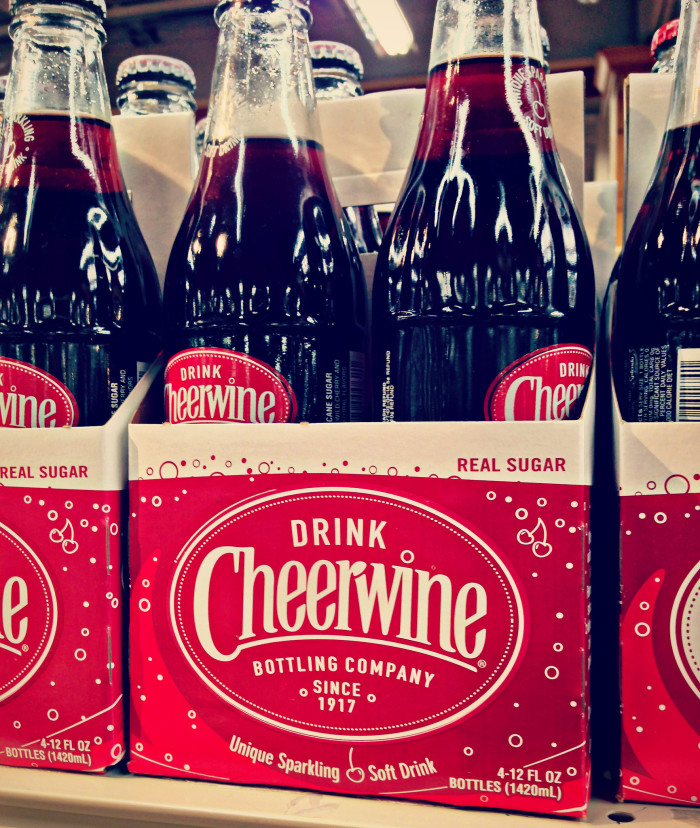 13. What's the deal with Cheerwine?