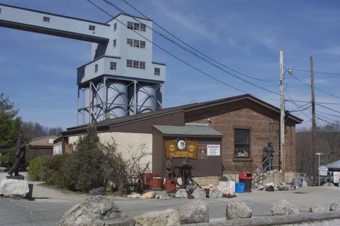 12. The first copper mine in America was right here in New Jersey.