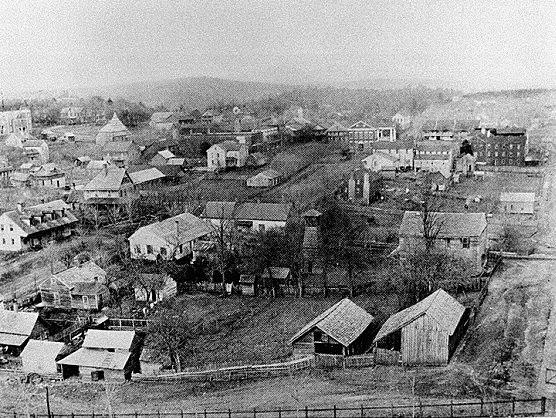 4. Dahlonega, Lumpkin County, ca. 1900-1939