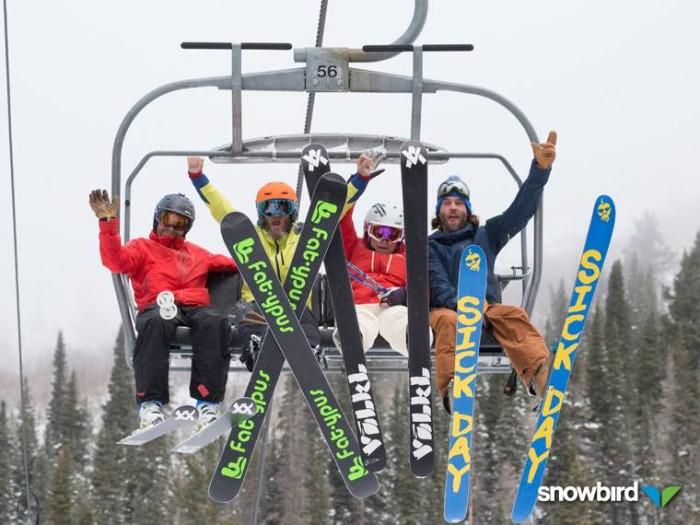 19. Learn to ski at Snowbird.