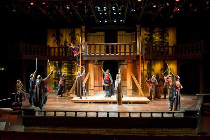 18. See a play at the Utah Shakespeare Festival.