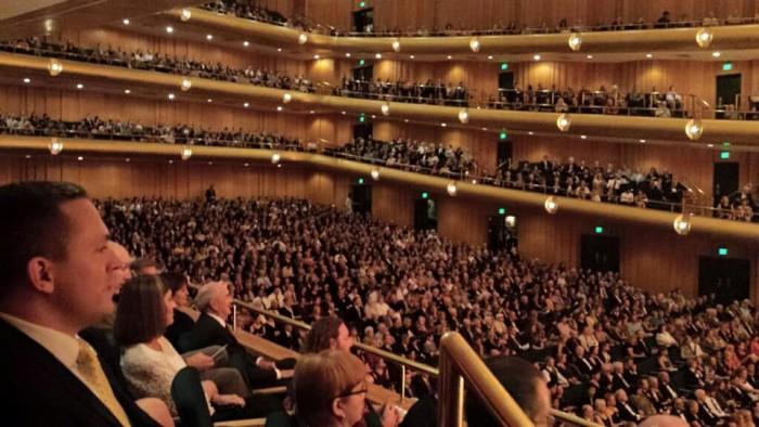 11. Hear the Utah Symphony play at Abravanel Hall.