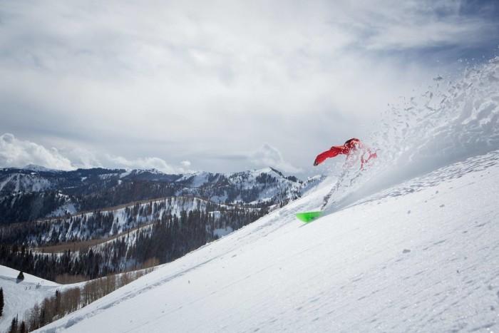 4. Instead of Park City Ski Resort…