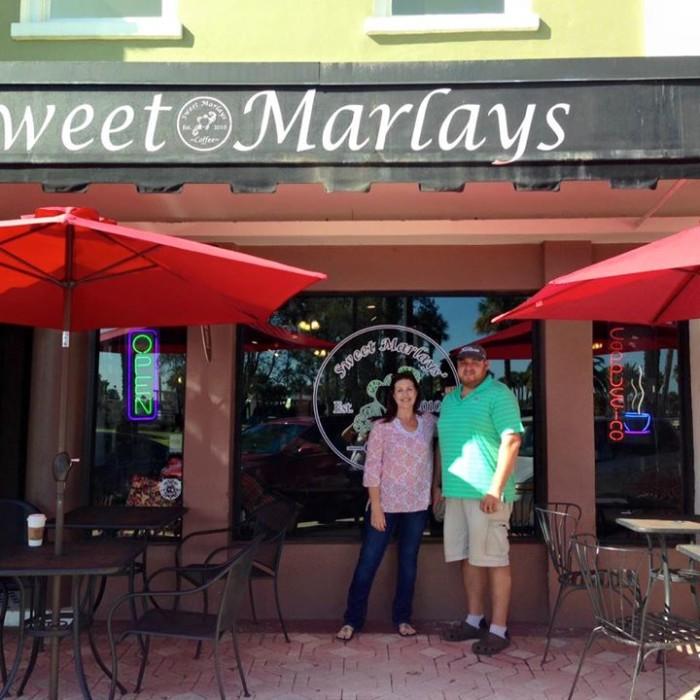 12. Sweet Marlays' Coffee, Daytona Beach
