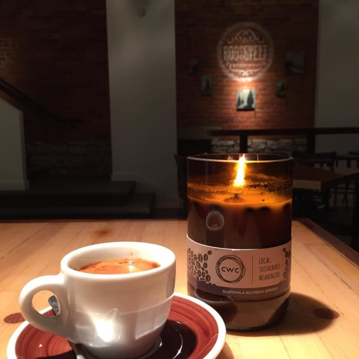15. The Roosevelt Coffeehouse (Columbus)