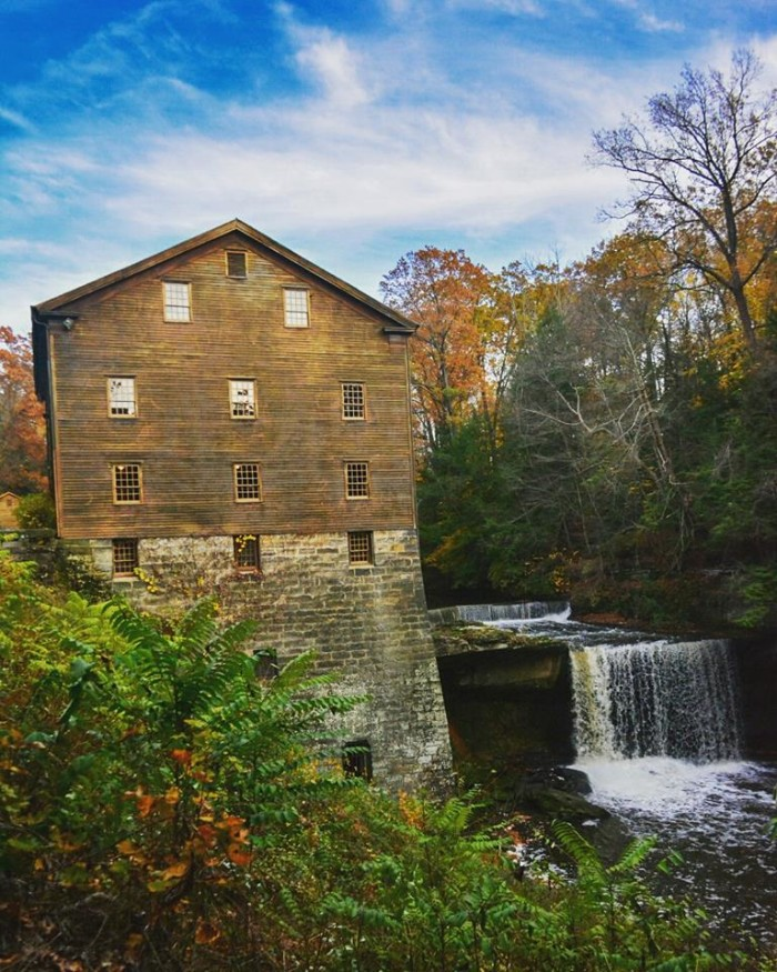 14. Lanterman's Mill in Youngstown, OH