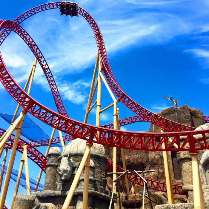 16. Spend a day at Lagoon.