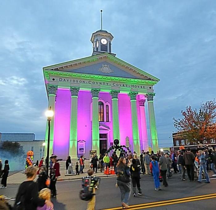 1. Lights in Lexington
