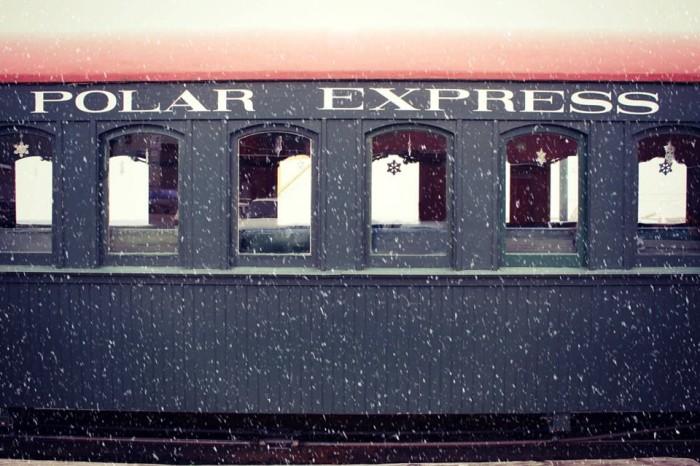 3. The Polar Express, Portland