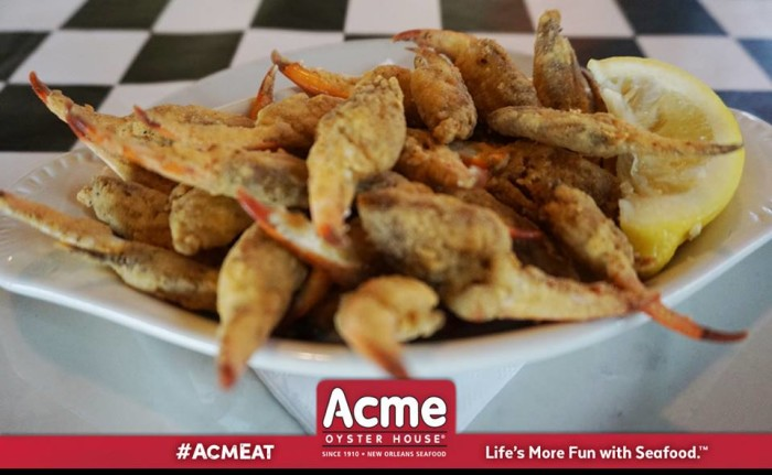 5. Acme Oyster House, New Orleans, LA