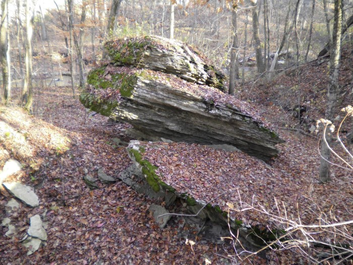 11. Mark Compton shared what looks like a wooden piano in Ross Run Wabash County. Neat!