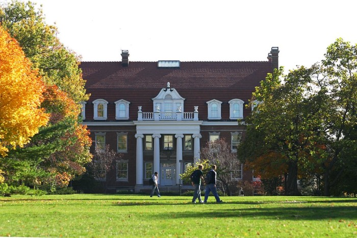 12. Iowa State University is the oldest land grant college in the country.