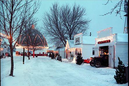 10. Pioneer Village Christmas Wonderland, Le Mars
