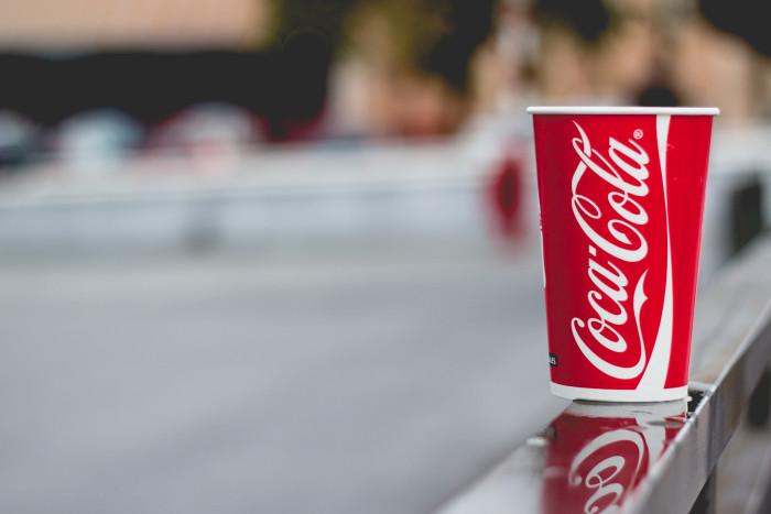 4. We make Coca-Cola!