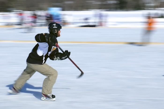 4. Do you play hockey?