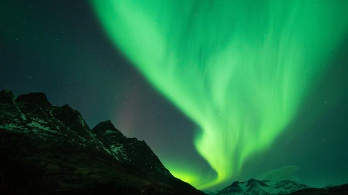 11) The incredible night sky.