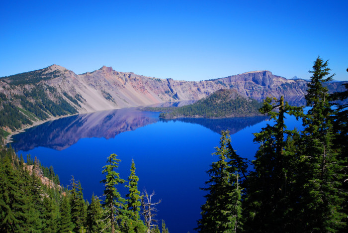 12. Crater Lake