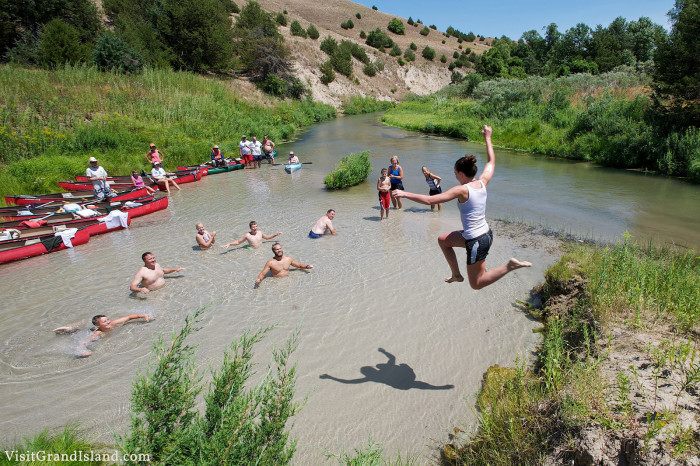 5. Nebraskans are, by nature, super outdoorsy.