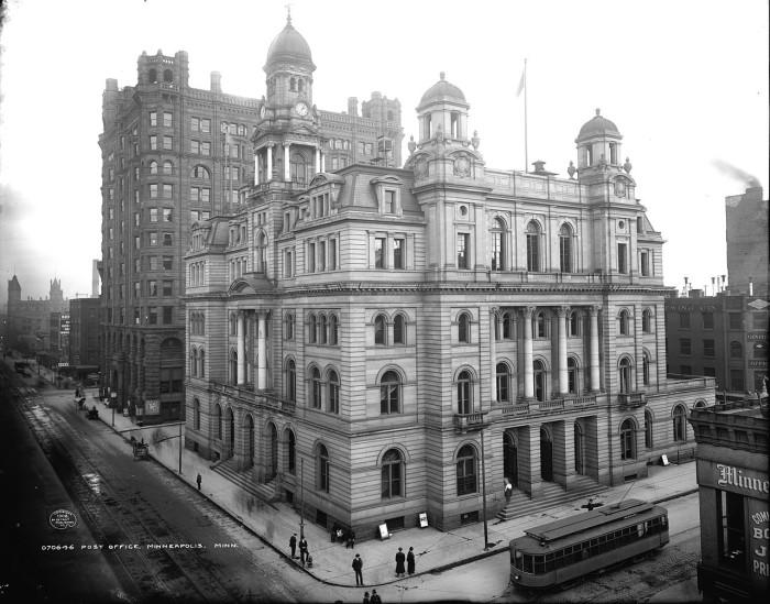 17. 1908 - Minneapolis.