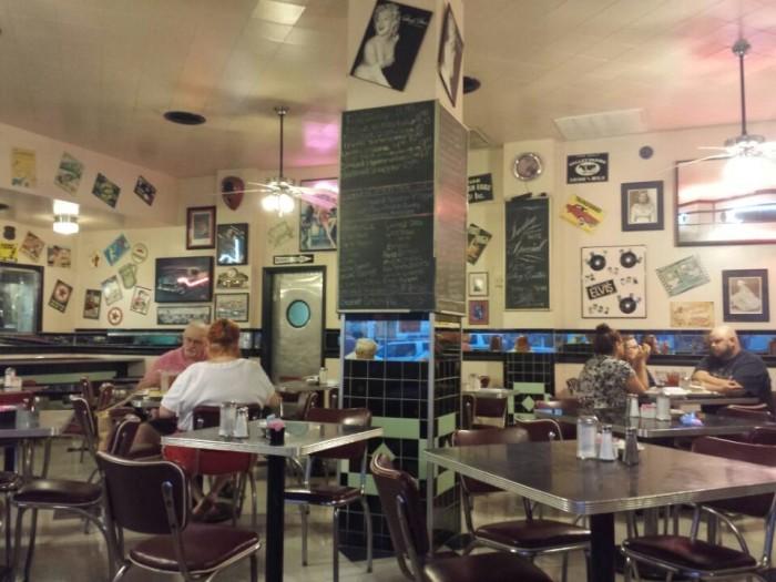 7) 410 Diner (San Antonio)