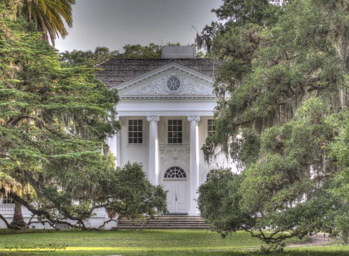 2. Plum Orchard Mansion on Cumberland Island