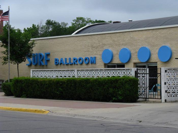 12. The Surf Ballroom