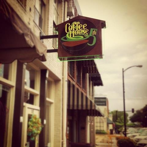 12. Coffee House on 5th, Columbus