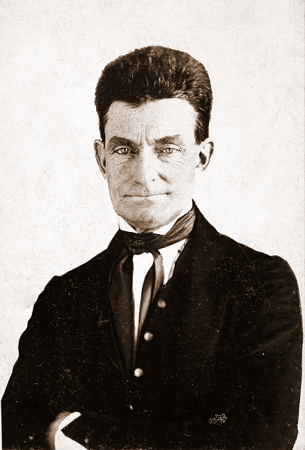 "12.	Many historians believe that the Civil War began along the border of Missouri and Kansas when Missourians and Kansans battled over whether Kansas would become a ""free-state"" or a ""slave state."" Two of the most famous occurrences were the Sacking of Lawrence by pro-slavery forces and the Pottawatomie massacre by John Brown. The border warfare began in 1854, seven years before the start of the Civil War."