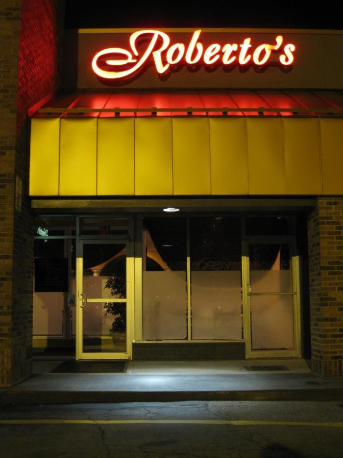 12.Roberto's Trattoria, St. Louis