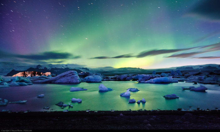 8) Go North to see the Aurora!