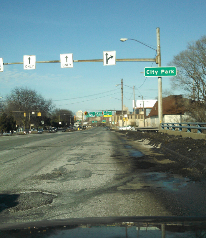 4. Living in Ohio also allows us to learn how to become an experienced driver well versed in how to avoid even the widest of potholes.