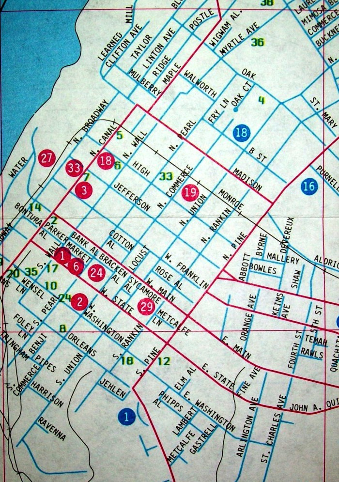 13. Used Maps