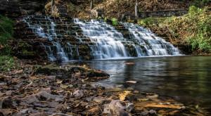 These 9 Hidden Waterfalls In Iowa Will Take Your Breath Away