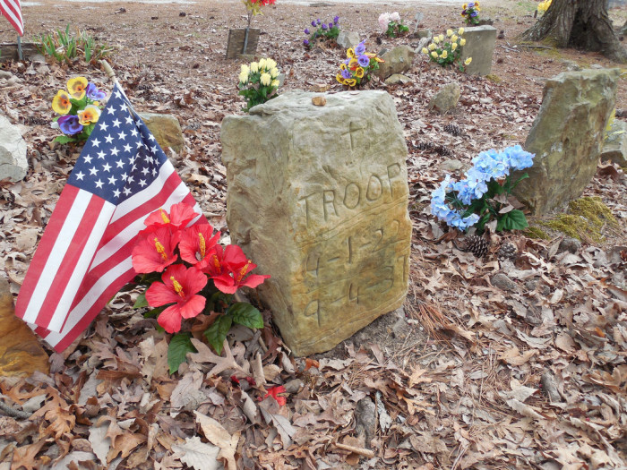 11. Alabama is home to the Coon Dog Cemetery, which is the only cemetery of its kind in the world.