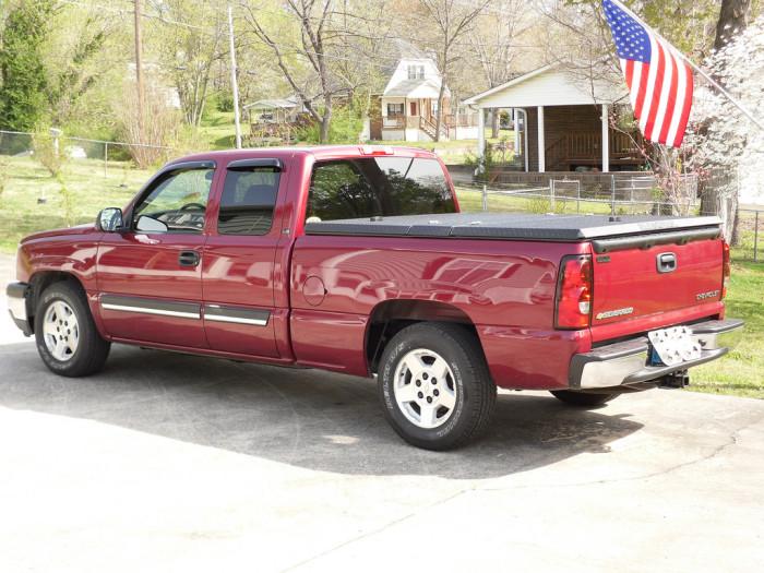 7. Pickup Trucks