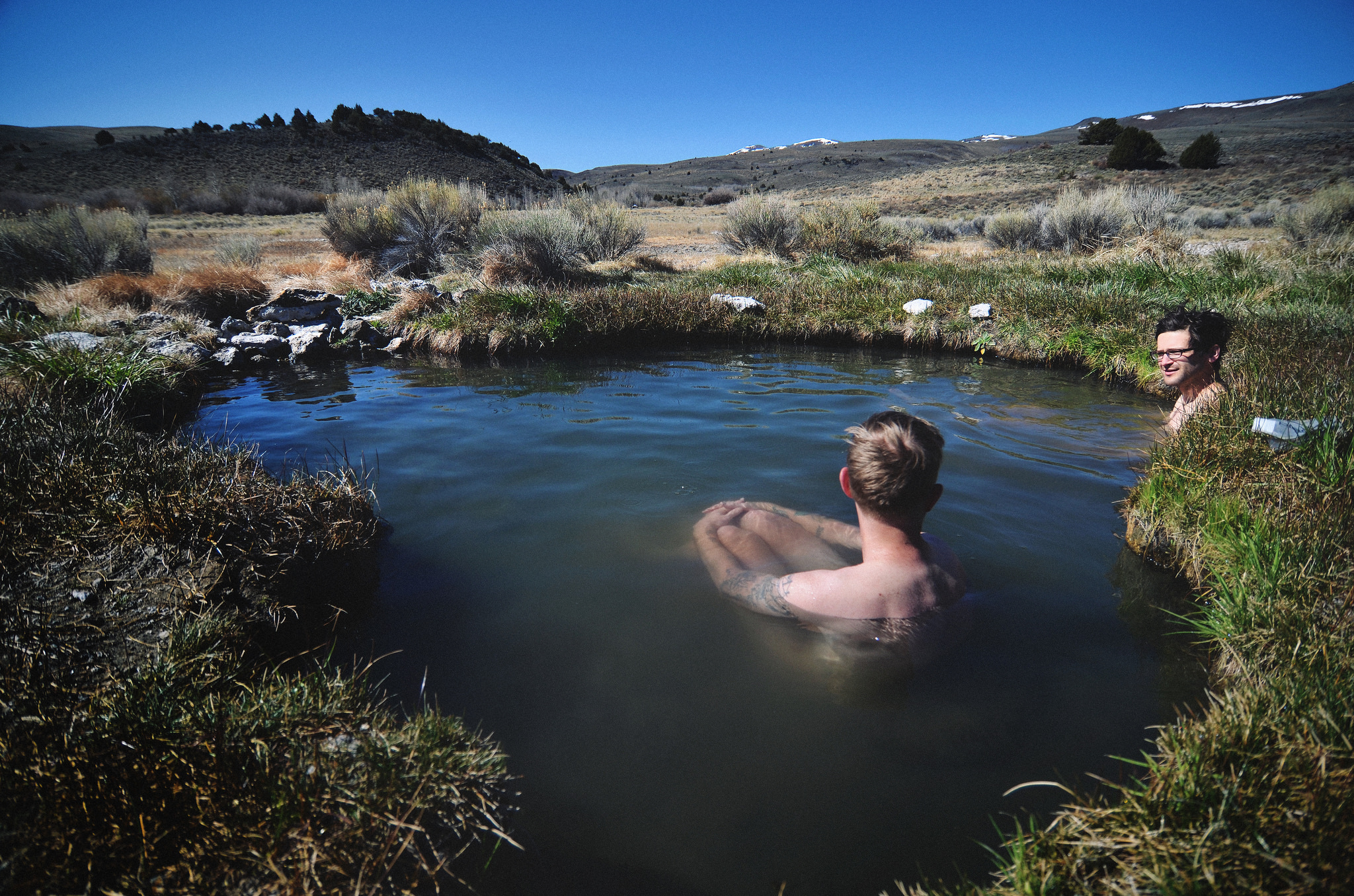 Best Natural Hot Springs In Northern California
