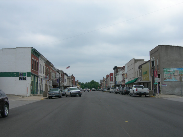 14. Small town charm and history.