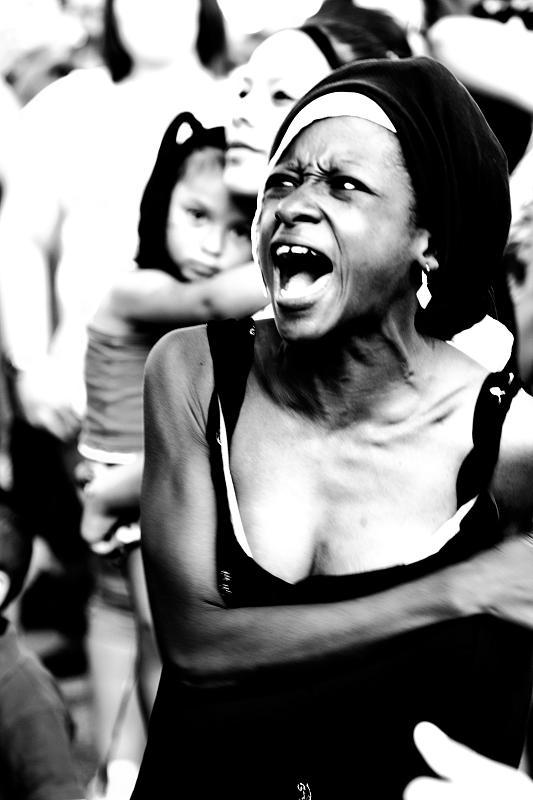 14. An Angry Southern Mama