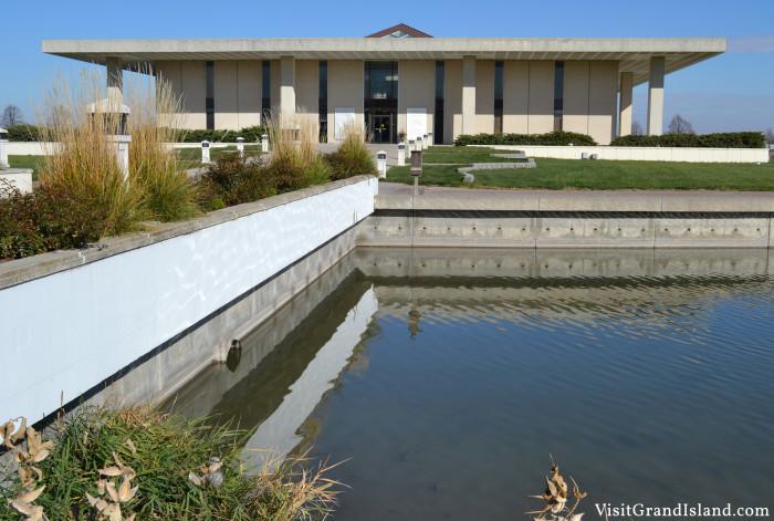 37. Stuhr Museum of the Prairie Pioneer, Grand Island