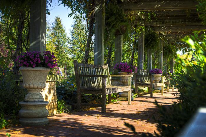 12. Reiman Gardens, Ames