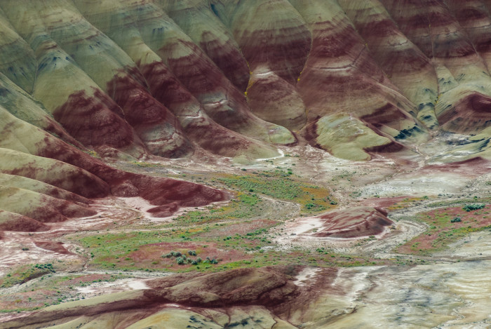 9. Painted Hills