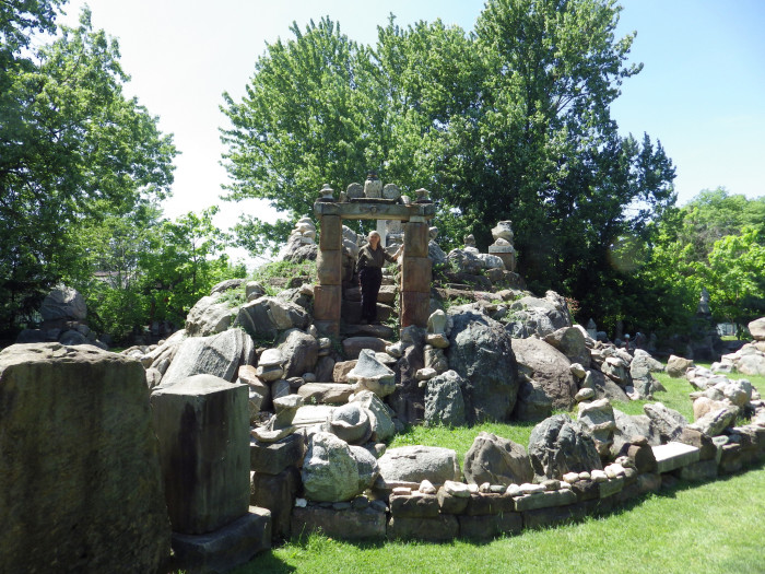 2. The Temple of Tolerance (Wapakoneta)