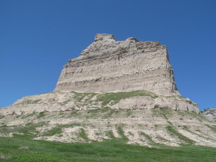 34. Scotts Bluff National Monument