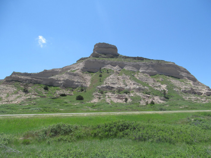 7. Scotts Bluff National Monument