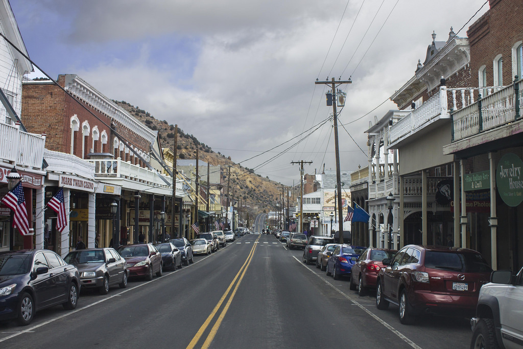 Best Main Streets In Nevada