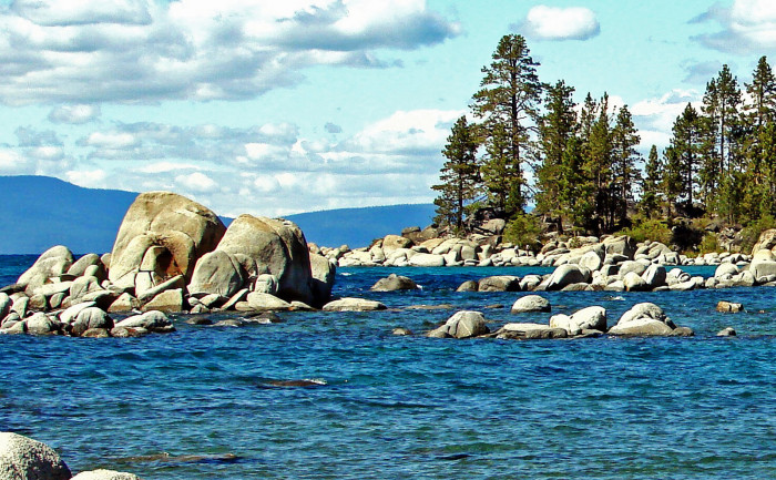 14. Is Lake Tahoe really heaven on Earth?