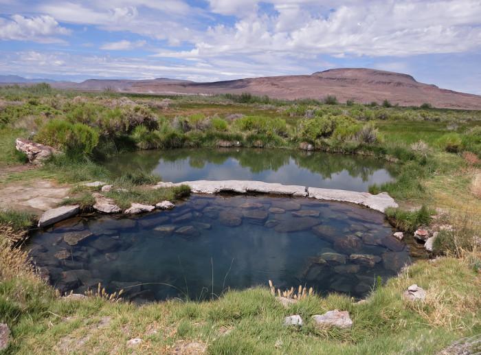 3. Willow Creek Hot Springs