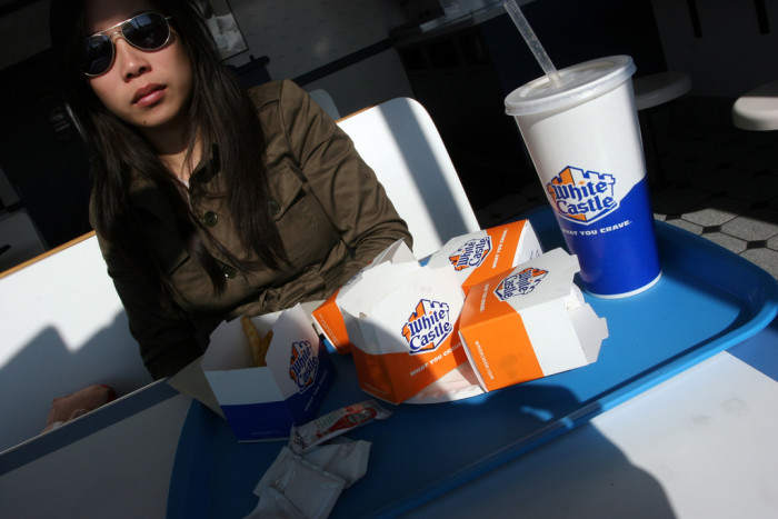 7. Lack of White Castle restaurants